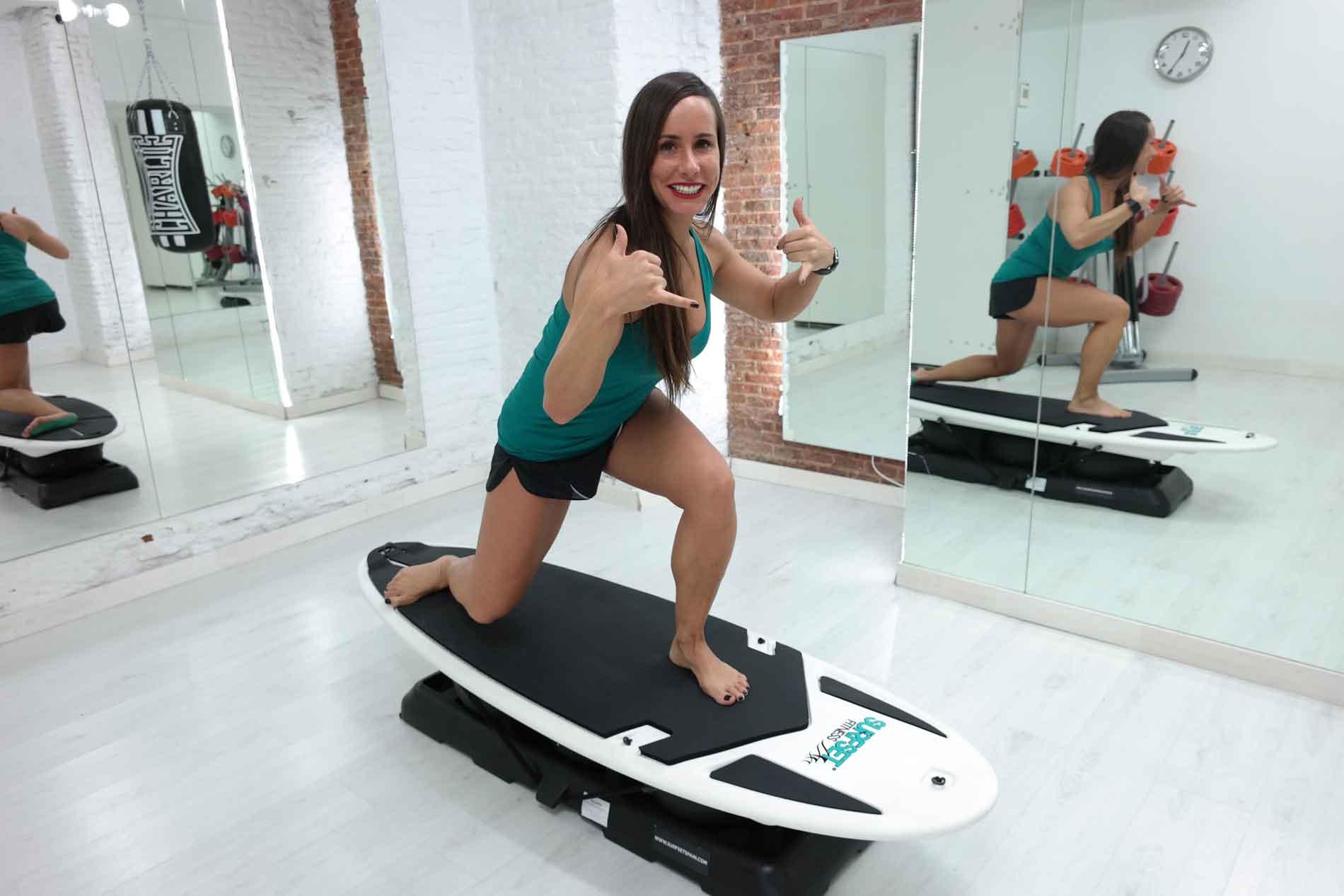 Conoce surfset, el entrenamiento de moda
