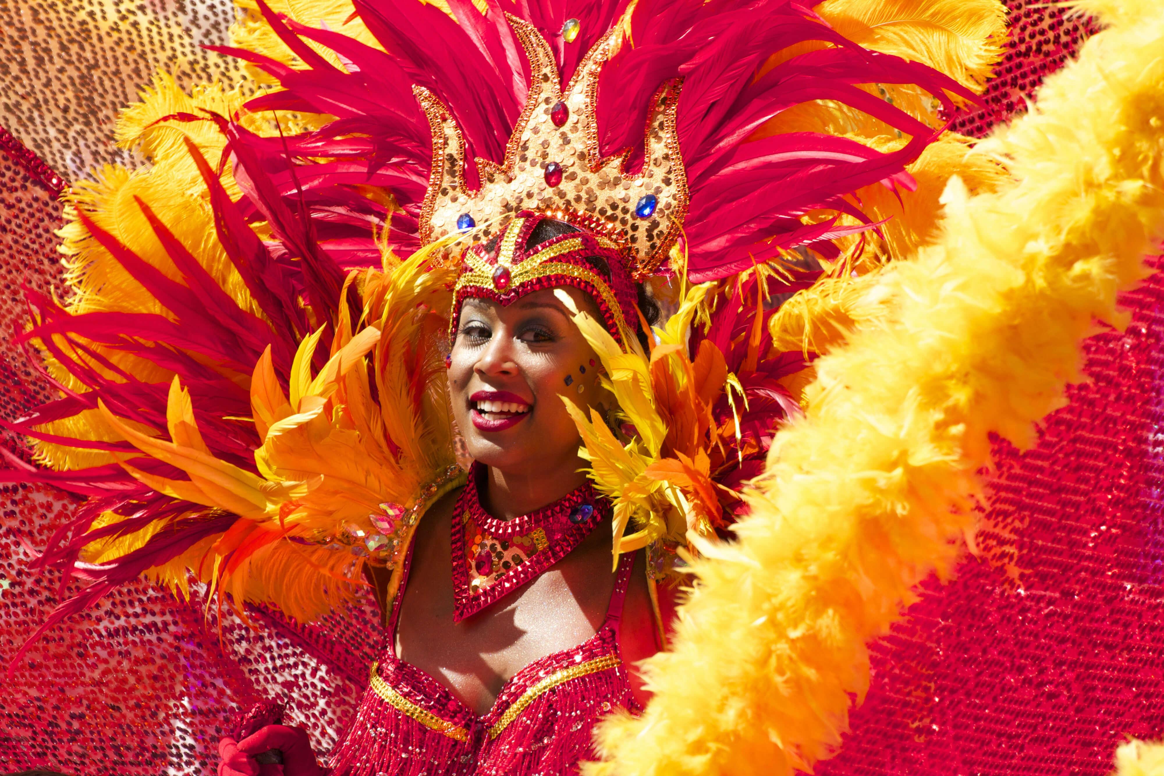 Cómo entrenan las reinas del carnaval