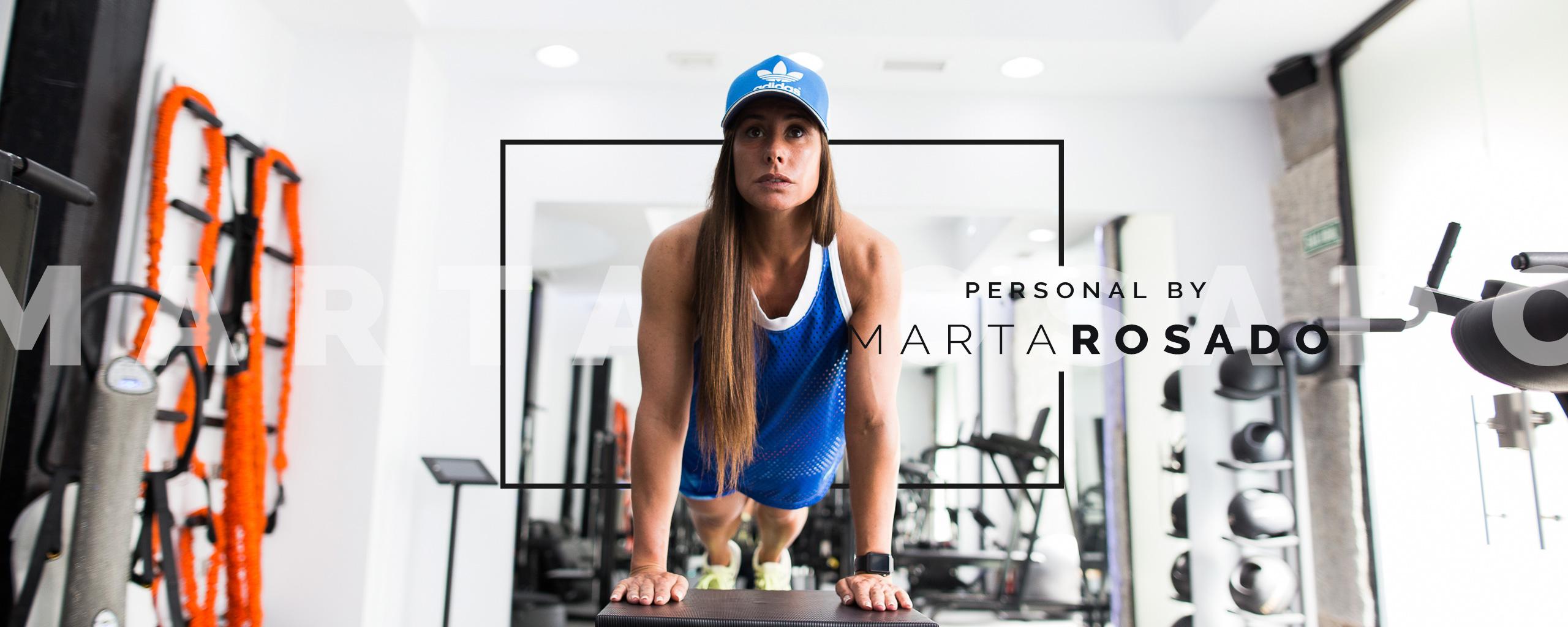 Entrenadores Personal by Marta Rosado