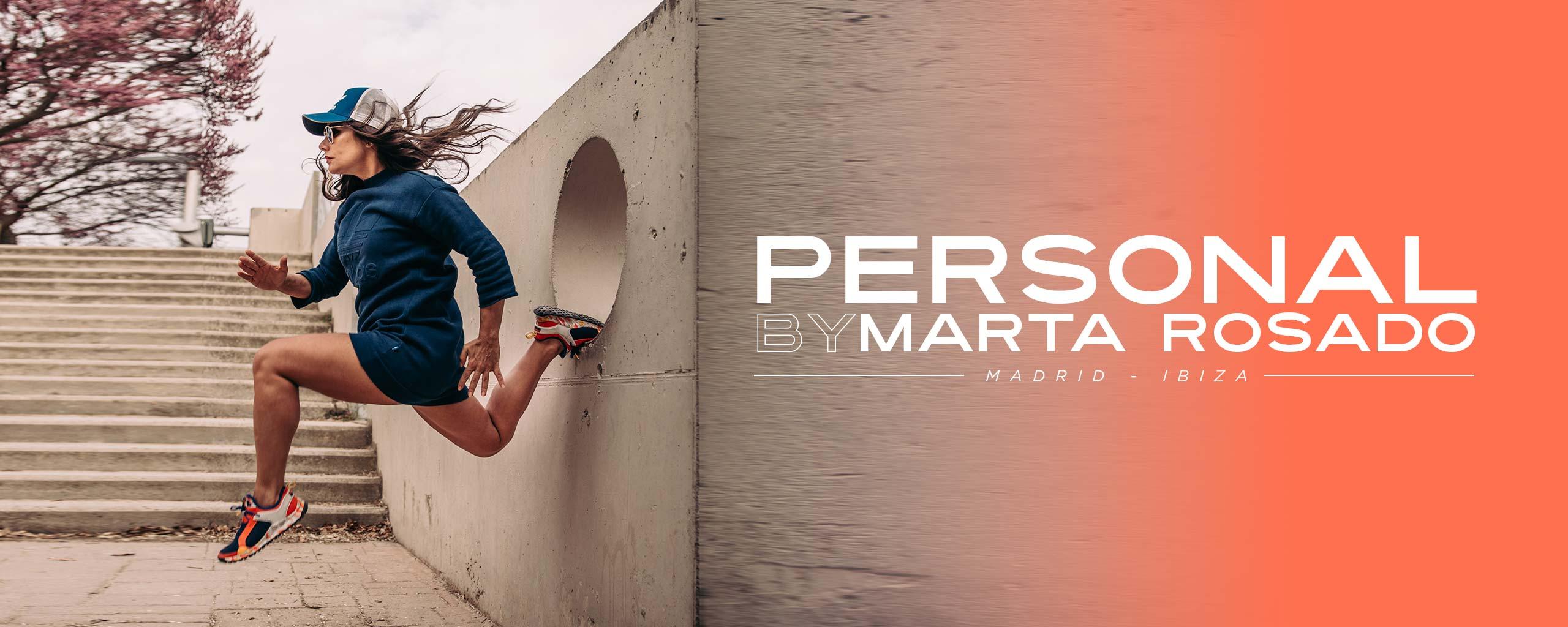 entrenador personal en Madrid - Marta Rosado
